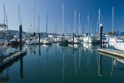 Bellingham Marina, photo:Chris Coffin
